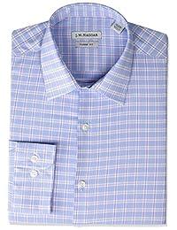 Haggar 男式优质经典修身衬衫