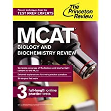 MCAT Biology and Biochemistry Review: New for MCAT 2015 (Graduate School Test Preparation) (English Edition)