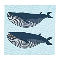 むす美 むすび kata kata kata 浴室敷 テキスタイルデザイン 104cm 蓝色 104cm 20012-302
