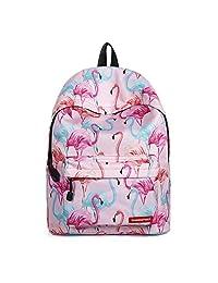 女学生背包 轻便书包 防水书包 中学生用