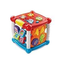Vtech 伟易达 智立方mini 多功能游戏桌 婴儿学习桌 宝宝玩具台