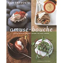 Amuse-Bouche: Little Bites of Delight Before the Meal Begins: A Cookbook (English Edition)