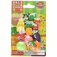 Iwako 日本水果橡皮擦套装