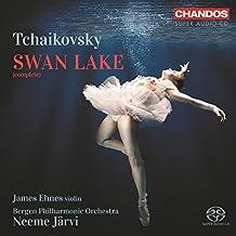进口CD:【中图音像】 柴可夫斯基:天鹅湖(全集)SACD<br> Tchaikovsky: Swan Lake(2CD) CHSA51242