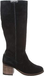 Bearpaw 女式无烟煤靴(11 - M(常规/中号)- 黑色 II)