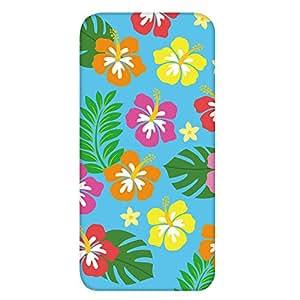 智能手机壳 透明 印刷 对应全部机型 cw-1211top 套 花朵图案 扶桑花 UV印刷 壳WN-PR426781 Fx0 LGL25 B款