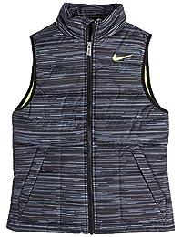 Nike Kids 耐克 大童系列 男童 棉背心 628028