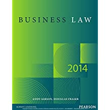 Business Law 2014 (English Edition)