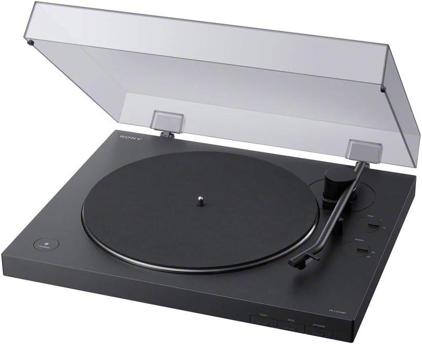 索尼PS-LX310BT蓝牙黑胶唱机