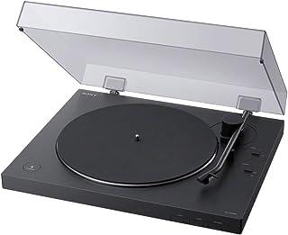 Sony 索尼 PS-LX310BT 带驱动转盘:全自动无线乙烯基唱片播放器,带蓝牙和 USB 输出