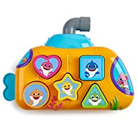 WowWee Pinkfong Baby Shark Melody 形状分类器 - 学前玩具 Null