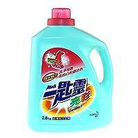 KAO 日本花王 一匙灵亮彩超浓缩洗衣液 2.8kg(防褪增艳配方 洁净柔顺一匙灵) 7512 (进口)(特卖)