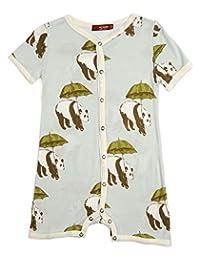 MilkBarn Bamboo Cotton Shortall
