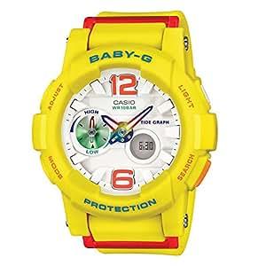 CASIO 卡西欧 日本品牌 B-BABY系列 石英女士手表 BGA-180-9BDR