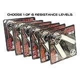 Serious Steel Fitness Steel 手柄 — 手柄,握力强训练器,重提手