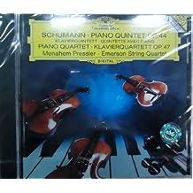 进口CD:舒曼:钢琴五重奏\钢琴四重奏\普莱斯勒(4458482)