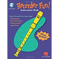Recorder Fun!: Teach Yourself the Easy Way! Includes Online Audio Access
