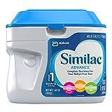 【跨境自营】【官方直供】美版雅培 Similac 成长发育1段婴幼儿奶粉 23.2盎司(658g)(保税区发货)包税