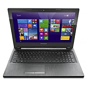 Lenovo G50 80E502UQIN 15.6-inch Laptop (i3-5010U/4 GB/1 TB/Win 10/Integrated Graphics), (Black)