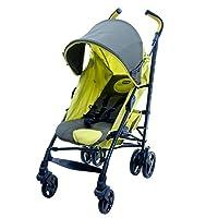 意大利 Chicco 智高 Liteway乐维可折叠婴儿轻便推车(绿色) (适合0-3岁宝宝 可拆卸座套 防滑把手 万向前轮 5点式安全带)