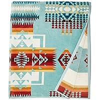 Pendleton 毛巾 Chief Joseph Aqua 均码 XB24251128