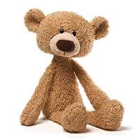 GUND Toothpick泰迪熊毛绒玩具-高15英寸(28cm)(亚马逊进口直采,美国品牌)