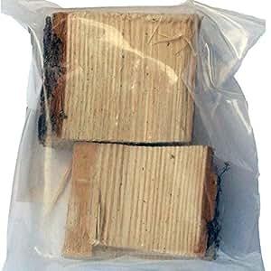 North Atlantic Beechwood Grilling Wood Chunks - 15 lb bag