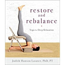 Restore and Rebalance: Yoga for Deep Relaxation (English Edition)