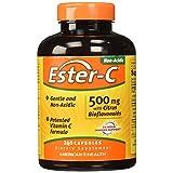 American Health Ester-C 柑橘生物黄酮 Ester-C 500 mg, 240 Count 240