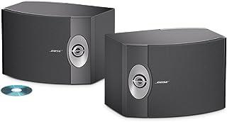 BOSE 301-v 立體聲 loudspeakers 黑色