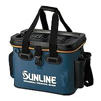 SUNLINE (SUNLINE) 褶皱包 蓝灰色 SFB-0633 36cm