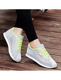 FOLOMI 夏季全透气蜂窝网布运动休闲鞋 男女鞋镂空透气平底运动鞋跑步鞋