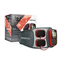 Sport Elec 中性包 Multi-Sport Pro New Abs 腰帶,紅色