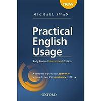 牛津英语用法指南 Practical English Usage 英文原版 迈克尔斯旺 MichaelSwan OxfordUniversityPress