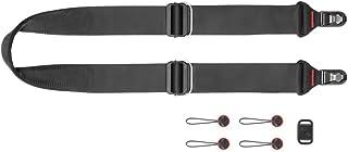 Peak Design SL-BK-3 滑轮,相机带,黑色