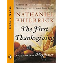 The First Thanksgiving: A Selection from Mayflower (Penguin Tracks) (English Edition)