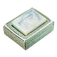 FOYAGE 梵颜 茶树手工皂 Camellia Soap 80g 祛痘冷制洁面皂 (天然精油 收缩毛孔 深层清洁)