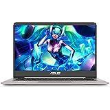 ASUS 华硕 灵耀 U410UQ7200 14英寸纤薄笔记本电脑 (七代i5 4G内存 500G硬盘 GT940MX 2G独显 6mm窄边框) 银灰色