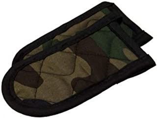 Lodge 2HH2 条纹热手柄夹/手套,2 件套 迷彩色 6.6X3X1 2HHCAM2