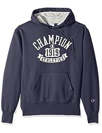 Champion 男式 经典羊毛套头连帽衫