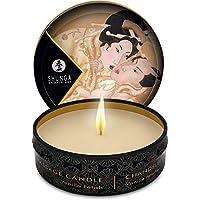 SHUNGA 渴望/香草情趣按摩蜡烛 30 毫升,6 支装