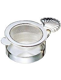 佐藤金属兴业 茶杯 银色 10.8×6.7×4cm