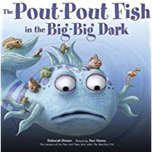 The Pout-Pout Fish in the Big-Big Dark (A Pout-Pout Fish Adventure Book 2) (English Edition)
