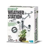 4M 环保科学系列 小小气象站 科学探索益智教育玩具 进口