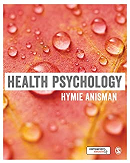 """Health Psychology (SAGE Foundations of Psychology series) (English Edition)"",作者:[Anisman, Hymie]"
