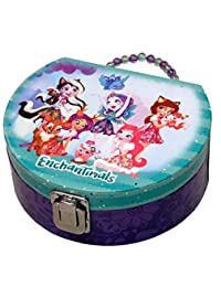 C Y P 首饰袋 15.5 x 13 x 6 厘米 Enchantimals 多色 (JW-01-EN