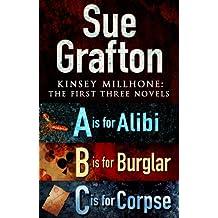 Kinsey Millhone: First Three Novels (English Edition)