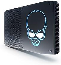 英特爾 NUC8 迷你電腦套件BOXNUC8i7HVK1 VR 迷你 PC 套件W/Vega MGFX