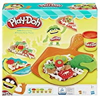 Play-Doh 厨房套装 3 years to 18 years Pizza Party Set 多种颜色