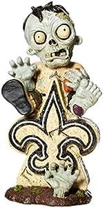 FOCO New Orleans Saints Sitting On Logo Zombie